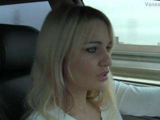 Dildofick auf der Autobahn
